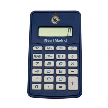 Kalkulačka Real Madrid
