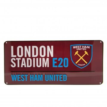 Tabuľa West Ham United