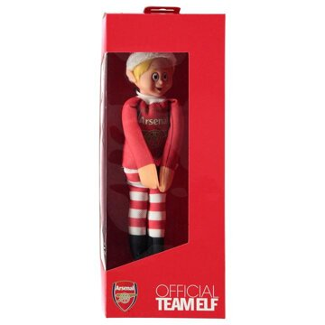 Vianočný elf Arsenal London