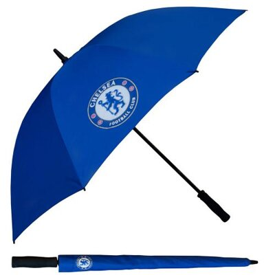 Chelsea F.C. Golf dáždnik Single Canopy