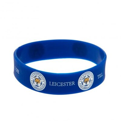 Leicester City F.C. Silicone Potítko