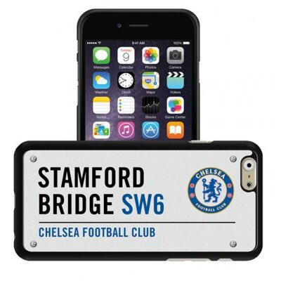 Chelsea F.C. iPhone 6 tvrdé púzdro 3D SS
