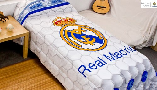 Zimný paplón Real Madrid