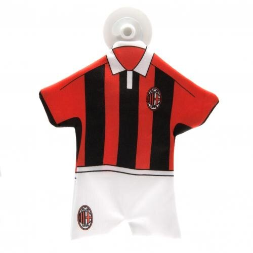 Mini dres do auta AC Milano