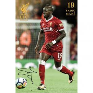 Poster Liverpool Mane