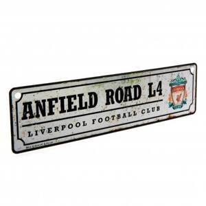 Liverpool F.C. Retro tabula do okna