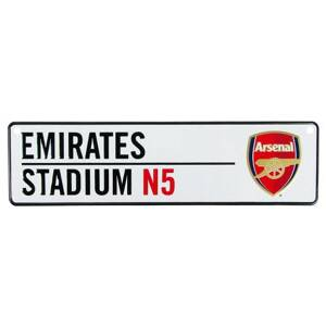 Arsenal F.C. tabula do okna